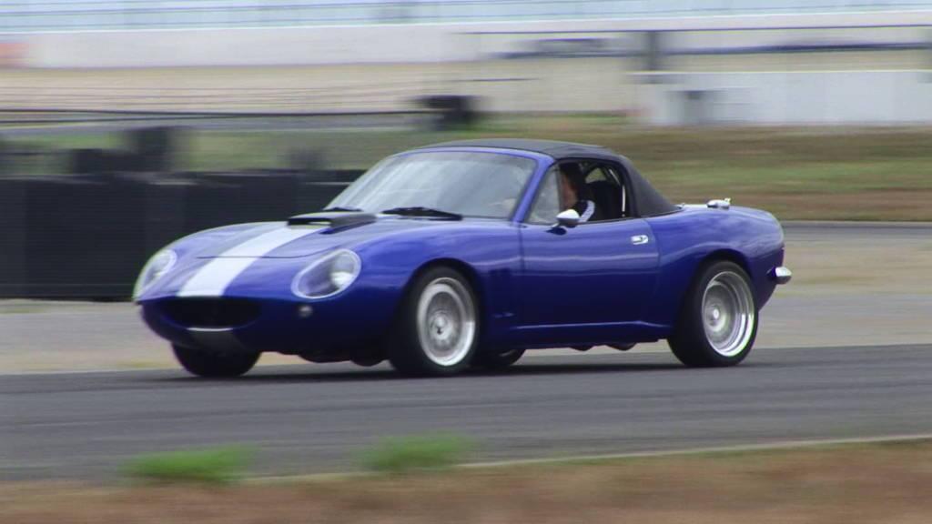 Stacey David's Banshee | 1992 Mazda Miata with V8 engine