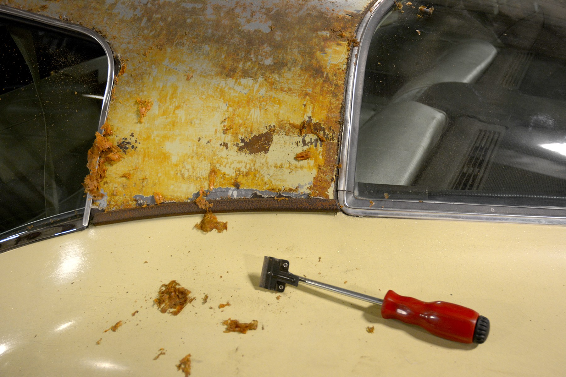 Stacey David's Big Bad Buick | 1972 Buick Riviera