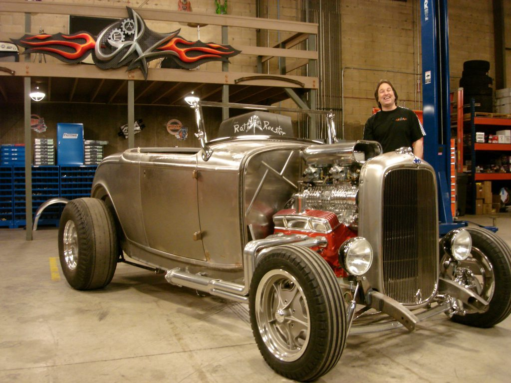Rat Roaster - 1932 Roadster
