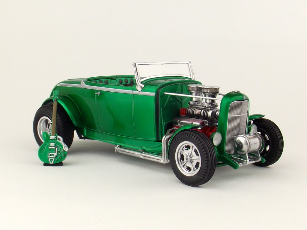 Rat Roaster - 1932 Roadster model