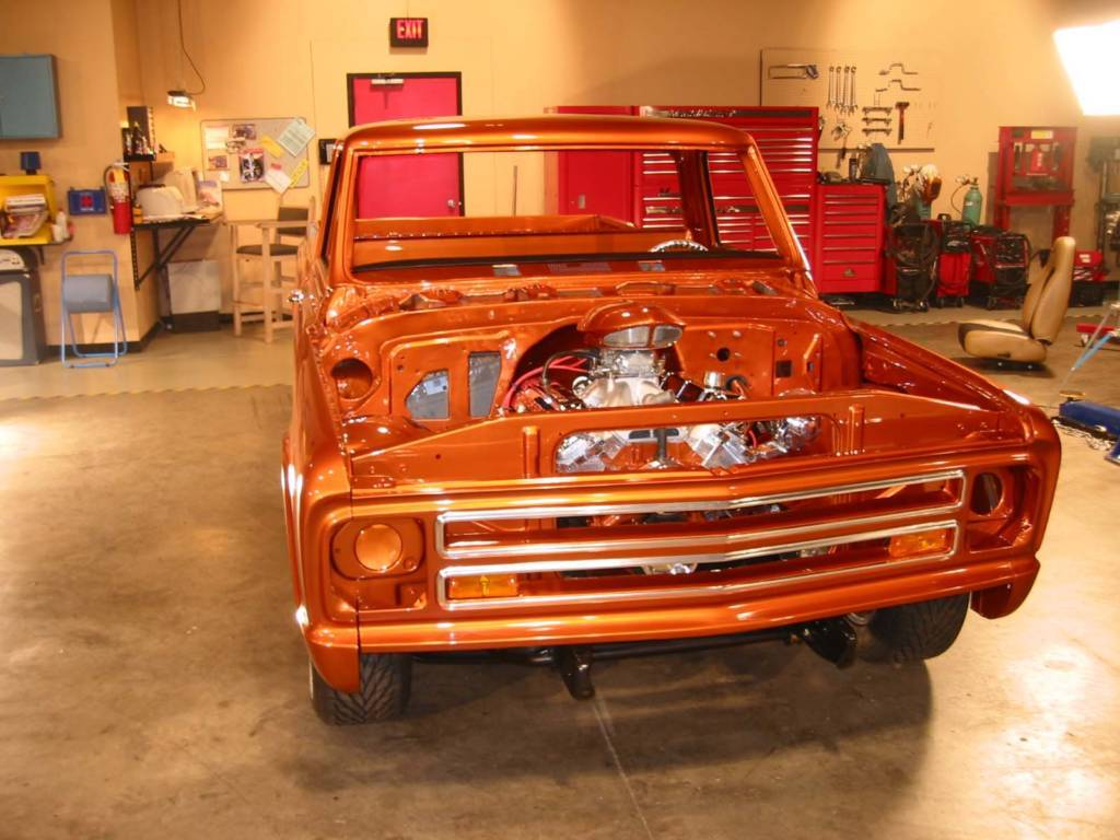 Copperhead - 1967 Chevrolet C/K Pickup