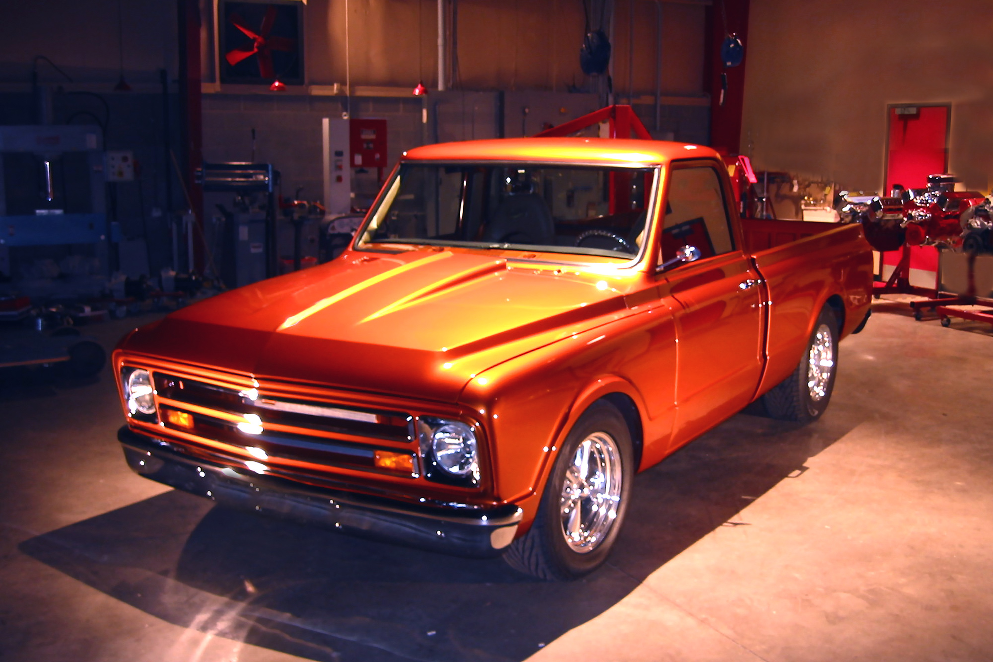 Stacey David S Copperhead 1967 Chevrolet C K Pickup