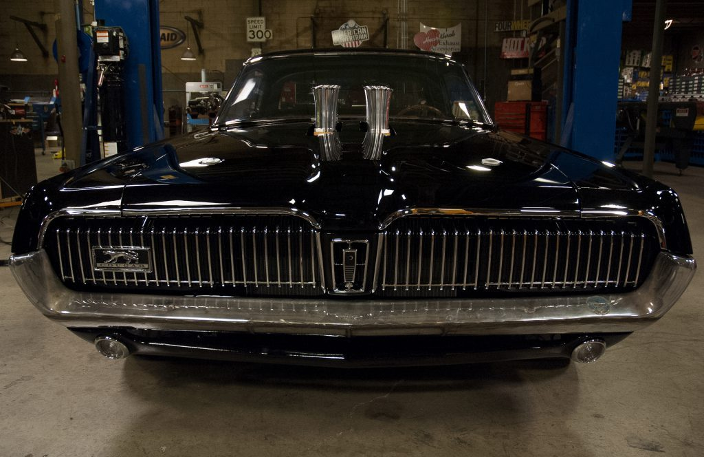 V8 Interceptor - 1967 Mercury Cougar