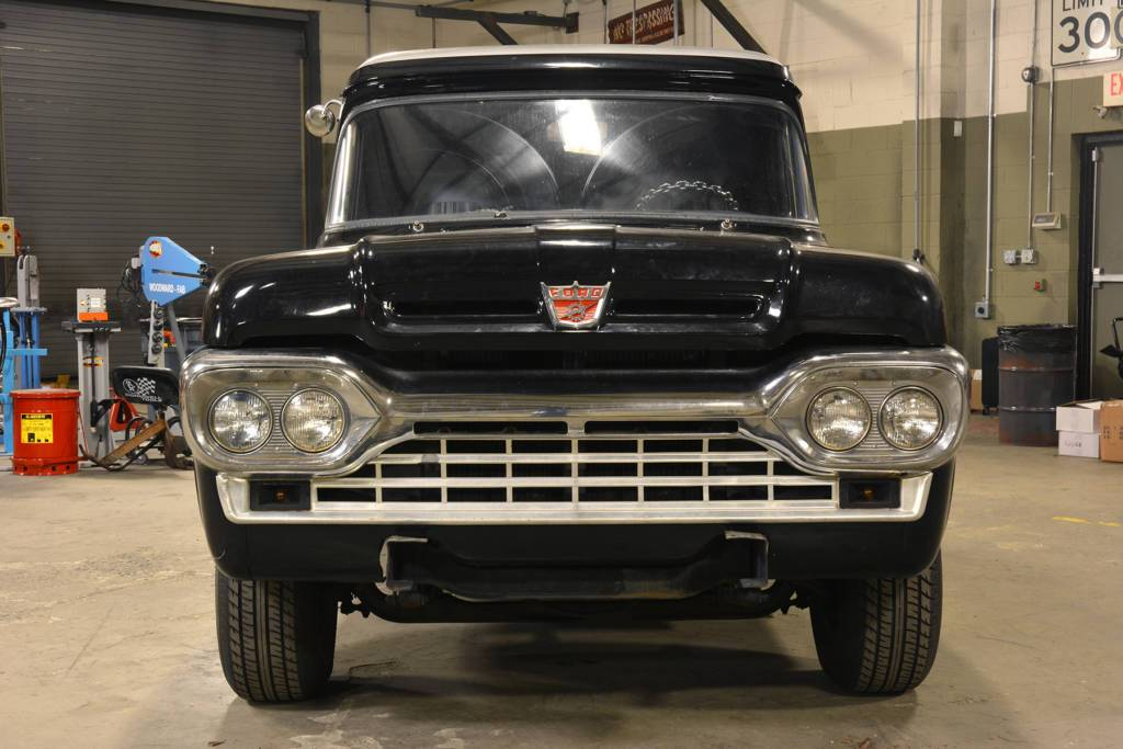 SR-71 Rapid Tool Express - 1959 Ford Panel Truck