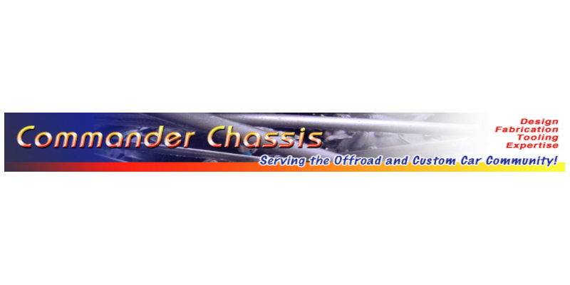 Commander Chassis