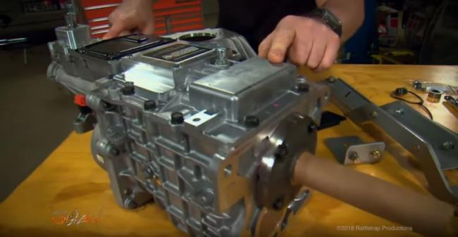 American Powertrain Transmission Options