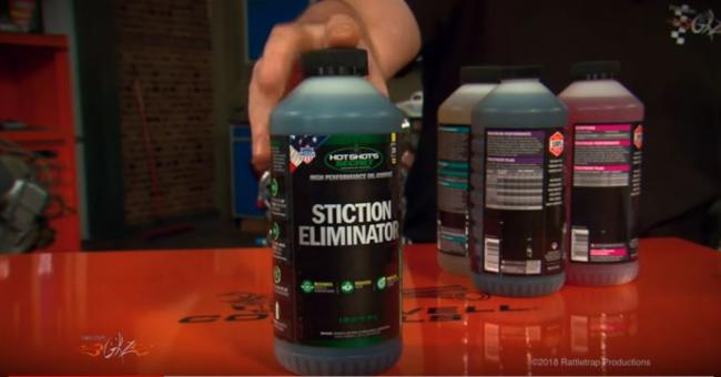 Hot Shot's Secret Fuel Additives