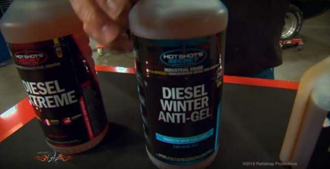 Hot Shot's Secret Diesel Products