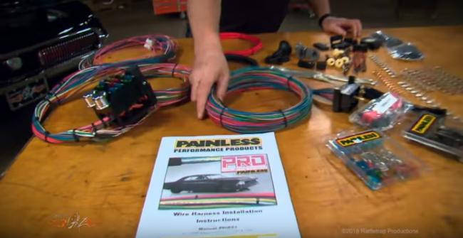 Painless Performance Pro Series Wiring Harness