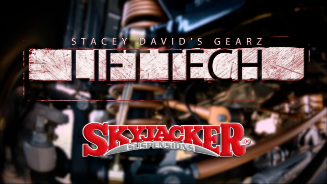 Skyjacker Lift Tech