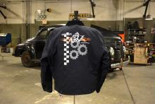 GearZ Shop Jacket Back