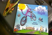 Purple Bicycle Book