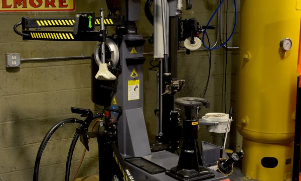CEMB Tire Changer