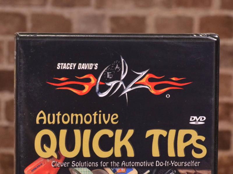 Automotive Quick Tips DVD