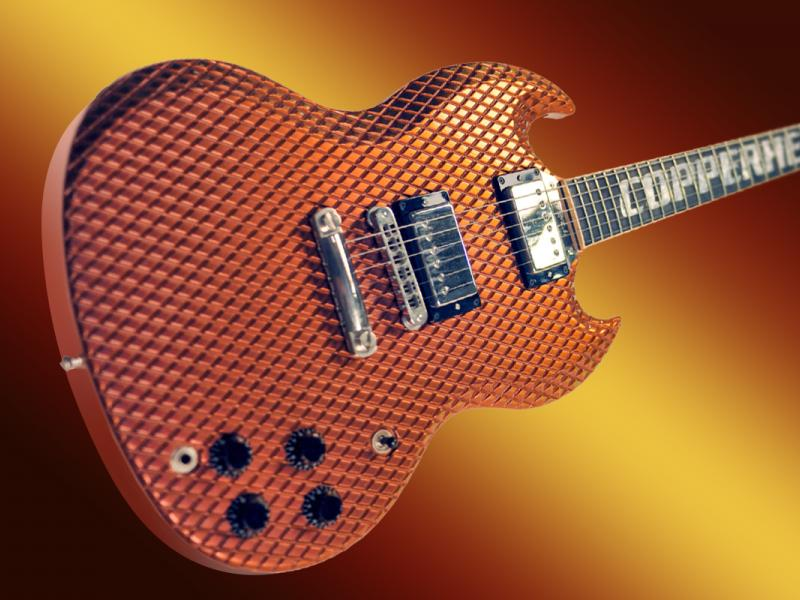 Copperhead Guitar