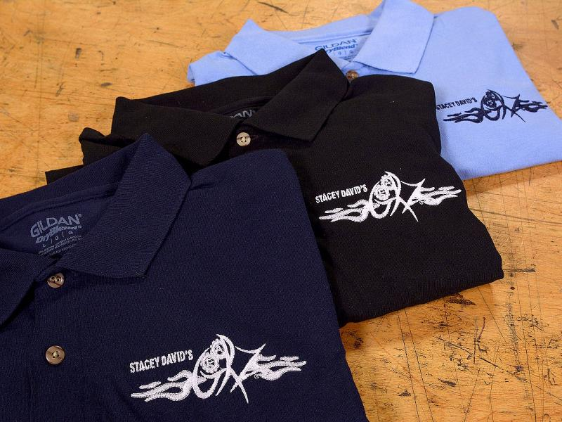 GearZ Embroidered Polo