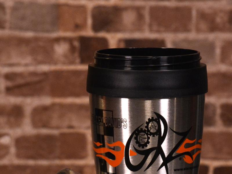 GearZ Travel Mug Front