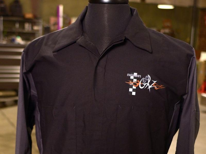 GearZ Long Sleeve Work Shirt Front