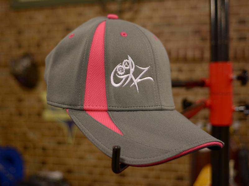 GearZ Pink-Grey Ladies Hat