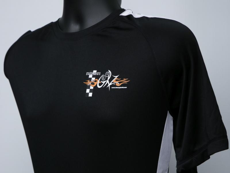 GearZ Performance Tee Front