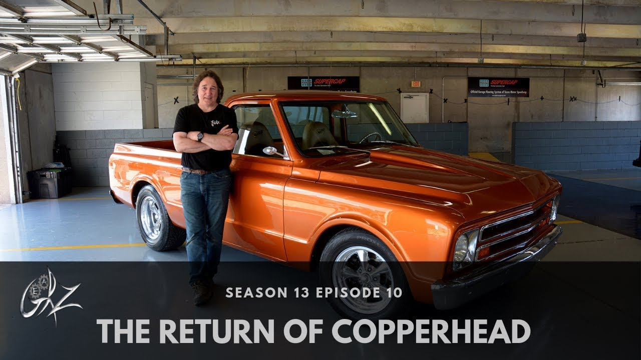 Stacey David's Copperhead | 1967 Chevrolet C/K Pickup